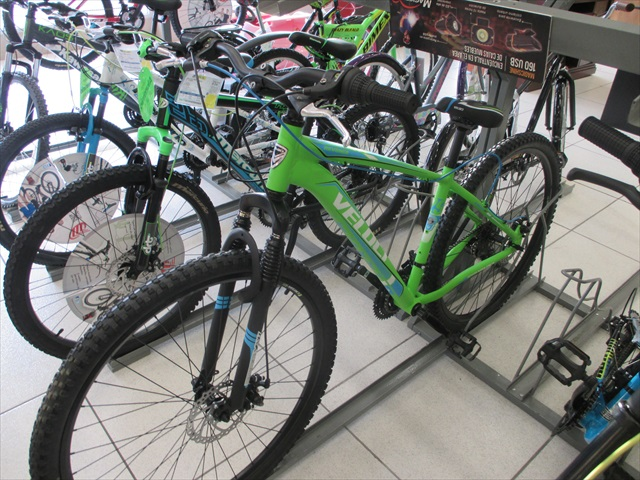 First you can buy bikes on the island for about $200 - $300 USD