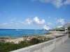 Cozumel shoreline between Downtown and Peutra Maya 1/2 way to town.