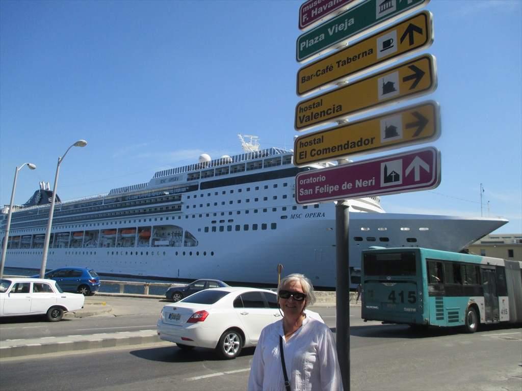 MSC Opera Cozumel Cuba Jamacia Caman Island 2016 Cruise